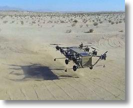 Advanced Tactics' Black Knight Transformer VTOL Multicopter Makes First Test Flight