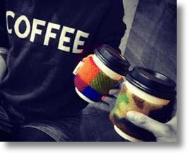 Fleeceleeves Cuddle Your Coffee Cup The Eco-Friendly Way