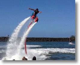 Flyboarding Is New Sports Innovation