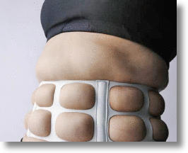 Bizarre Belt Weight Loss Solution Lifts, Separates, Disturbs