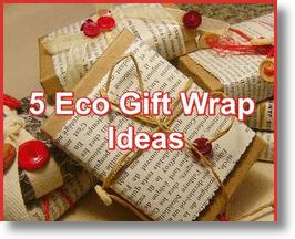 Give the Gift of Green: 5 Eco-Friendly Wrapping Tips