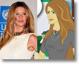 Gisele and the Green Team: Supermodel Goes Super Green
