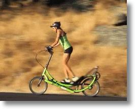 The ElliptiGO