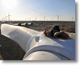 China's First High-altitude Wind Turbine Reaps the Wild Wind