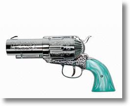 Gun Shaped Hairdryer