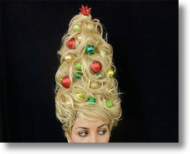 Fun Christmas Hairstyles