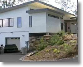 House Built of Hempcrete, Asheville, NC