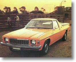 """Did You Say """"Ute""""? A Loving Look At Australia's Iconic Coupe Utility"""
