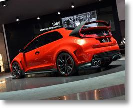 2015 Honda Civic Type R Concept: Ready For The Road, Inspired By The Track
