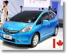 Chinese-made Cars are Coming to Canada. Beauty, eh?