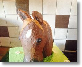 Can you top the Horse Cake?