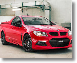 2015 HSV GTS Supercharged V8 Maloo: Holden's Final Ute Will Also Be It's Fastest