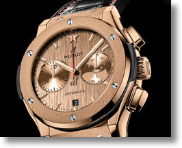 Hublot Special-Edition Wristwatch Commemorates China-Switzerland Free Trade Deal