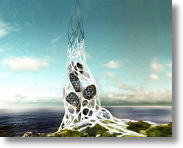 Hydra Tower Harnesses Hydrogen With Lightning