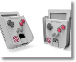 Smartboy Case Converts Smartphones into Game Boys (image Hyperkin)