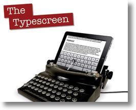 Send Your iPad A Few Decades Back With The Typescreen For The iPad