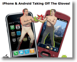 iPhone, Android &amp; Knocking Live