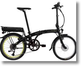 DAHON Ikon Electric