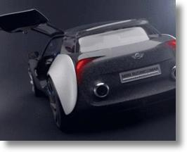 MINI Businessman Concept Car Channels Tomorrow's MINI Today