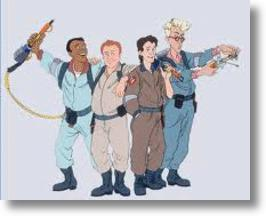 Ghostbusters...we're not quite there yet.
