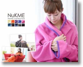 NuKME Wearable Blankets Keep You Warm