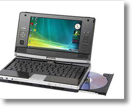 Vye Mini-v S41 Laptop Computer With Super Multi DVD Drive