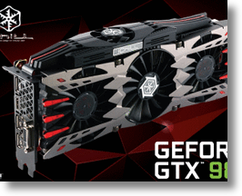 Inno3D iChill GeForce GTX 980 & 970
