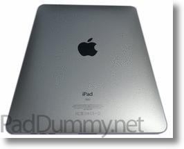 iPad Dummy! 