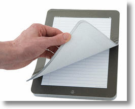 iNotePad Handheld Portable Tablet Has Got The Write Stuff