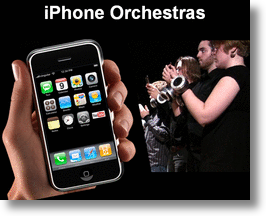 iPhone Orchestras!