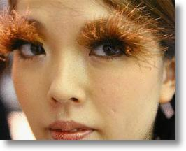 Apt Pupils - Ultra Long Lashes Flip the Lid on Fashion