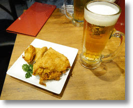 KFC Japan Serves Beer & Booze Beside the Bucket