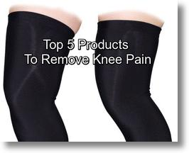 Top 5 Products To Seriously Reduce Knee Pain