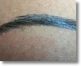 Lace front Brows