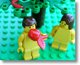 The LEGO Obsession: Here's Two More For Your Collection