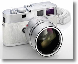 Oh Snap! The $35K, Limited Edition, Japan-Only White Leica M9-P Camera