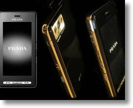 Luxury PRADA L852i Phone by LG Coming to Japan