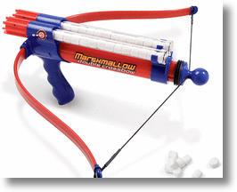 Marshmallow Double Barreled Crossbow