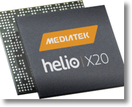 MediaTek Helio X20 Deca-Core SoC