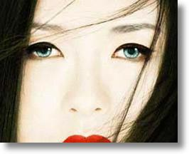 Geisha Makeup Makes a Comeback with Natural Kyobeni Rouge