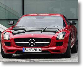 Mercedes SLS AMG GT Final Edition Goes Out With A Bang