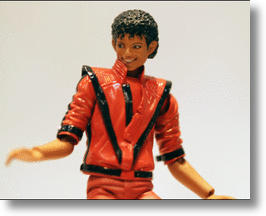 Michael Jackson Figurine Will Be A Thriller