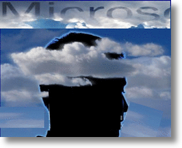 Microsoft's Head In The Clouds!