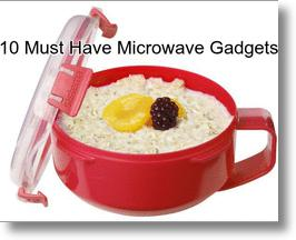 Microwave Gadgets For 1 or two people