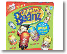 Mighty Beanz