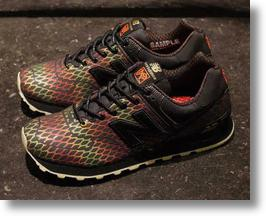 New Balance Announces ML574 Year of the Snake Sneakers