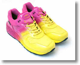New Balance 'Sunshine & Pink' Shoes Are Some Stealthy Sneakers... NOT!