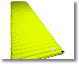 Therm-a-Rest NeoAir with Reflective Barrier technology