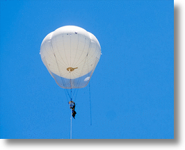 Internet Balloon For Remote Locations