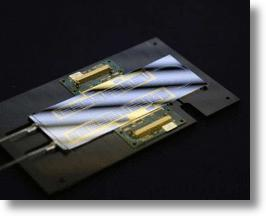New optical chip from the University of Bristol.